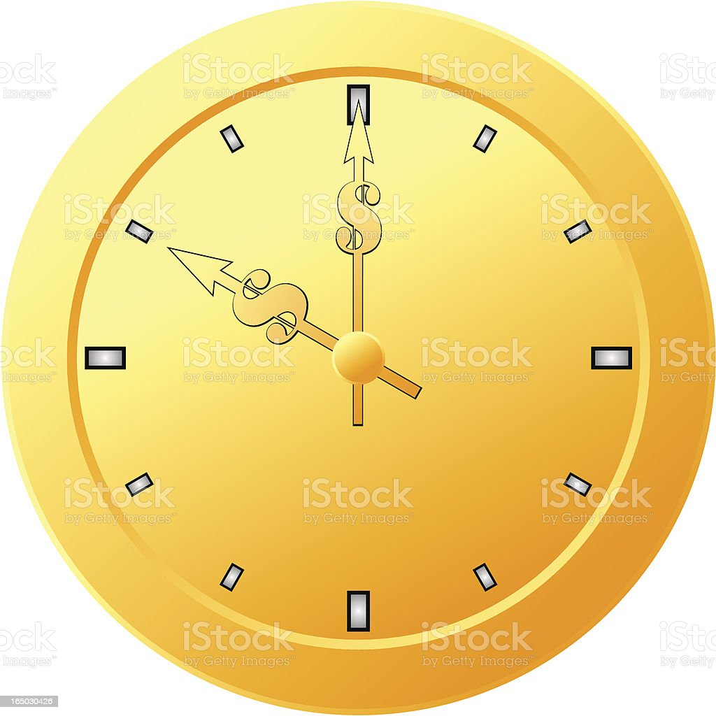 Time is money royalty-free time is money stock vector art & more images of 2000-2009