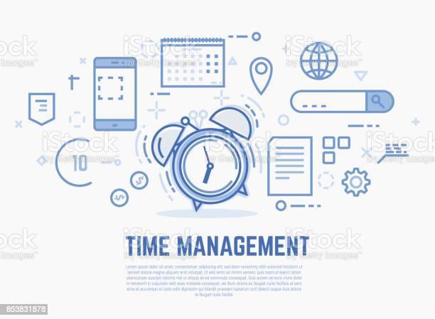 Time management alarm clock vector id853831878?b=1&k=6&m=853831878&s=612x612&h=es3zpt ccud5tyiavll1paak2m6vt4knmnmozlncqky=