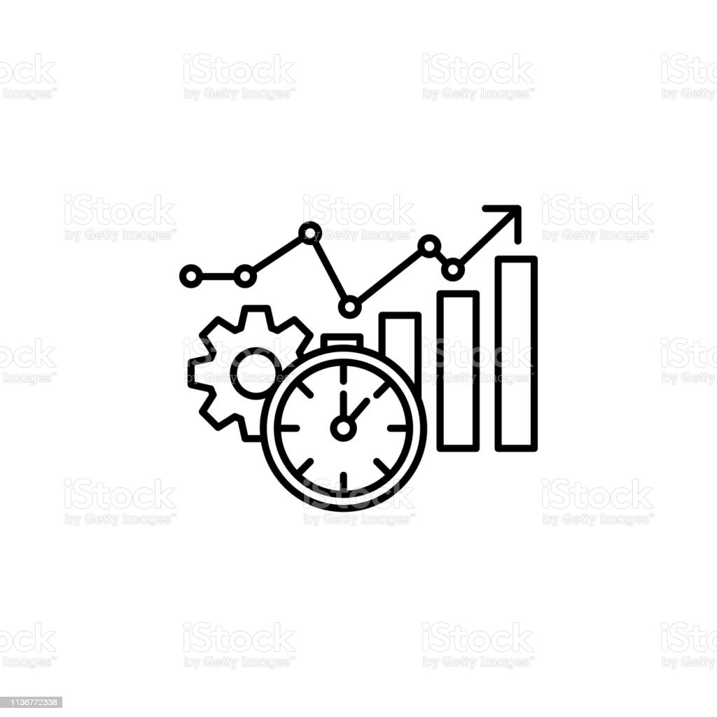 Time Management Analysis Analytic Data Efficiency