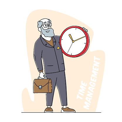 Time Management, Procrastination, Lack of Time, Work Productivity. Deadline, Business Working Process Organization