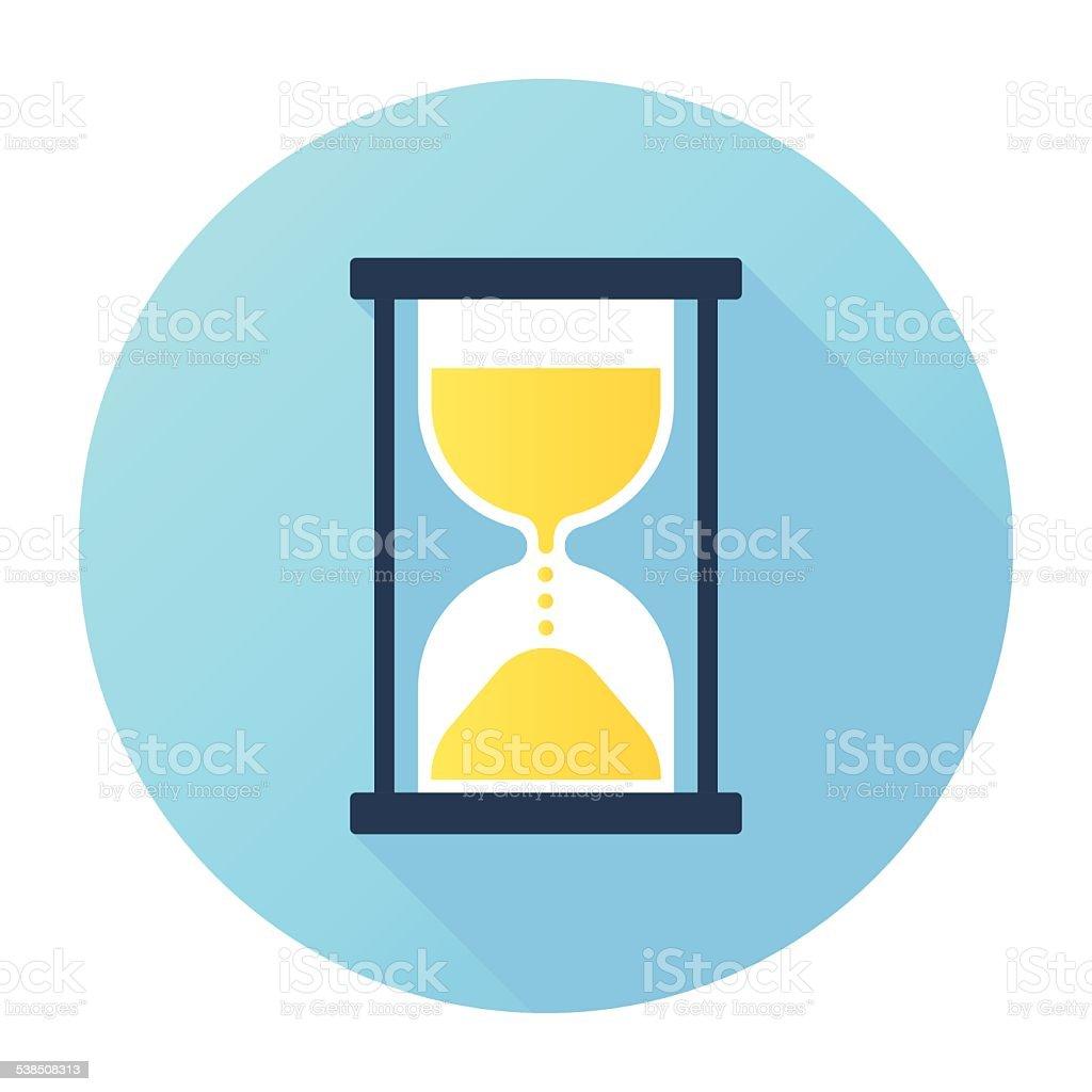 royalty free hourglass clip art vector images illustrations istock rh istockphoto com hourglass clip art free old hourglass clipart