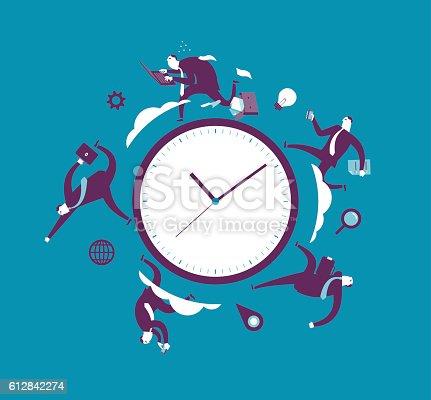 istock Time Race 612842274