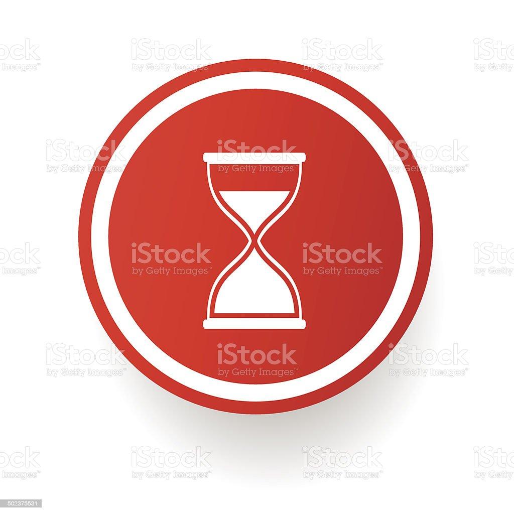 Time symbol,vector vector art illustration
