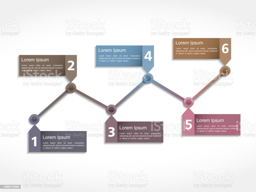 Timeline Design Template royalty-free timeline design template stock vector art & more images of abstract