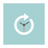 istock Timeline Icon 1094490138