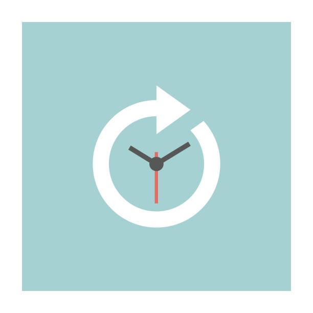 stockillustraties, clipart, cartoons en iconen met tijdlijn-pictogram - geschiedenis