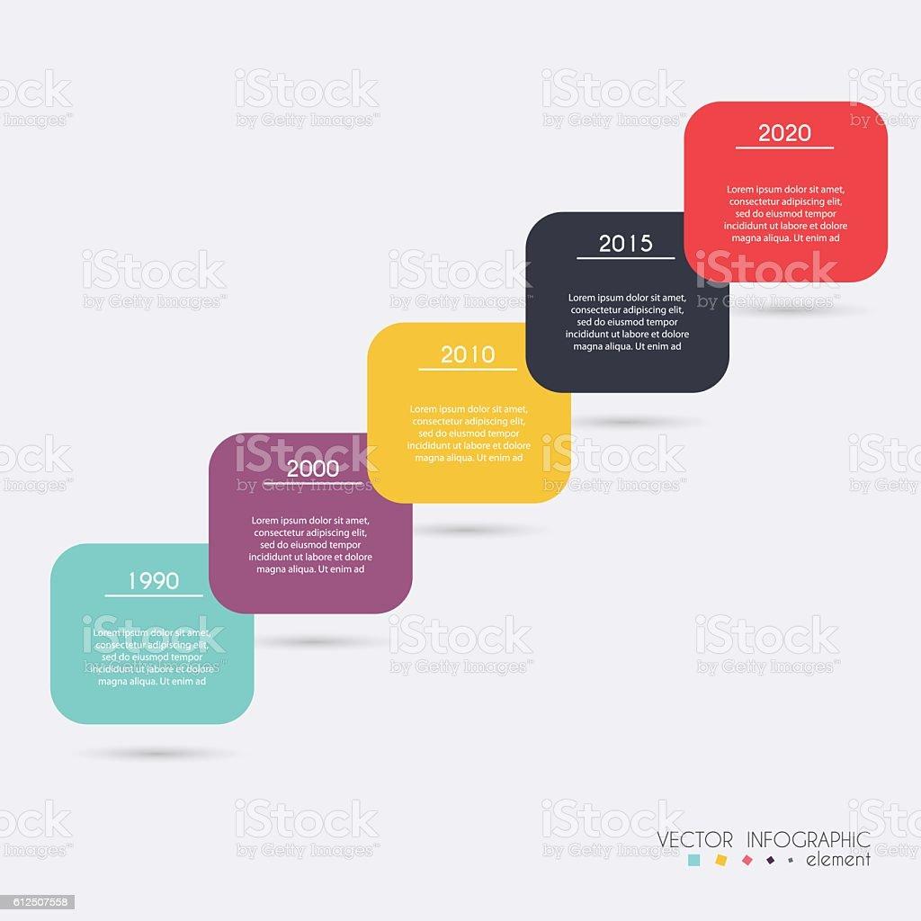 Zeitleiste Infografik Designvorlagen Diagramme Diagramme Und Ander E ...