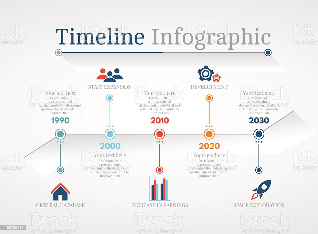 Open Clock Images Timeless Open Warehouse Loft  : timeline infographic design templates vector id488720144 from favefaves.com size 1024 x 753 jpeg 219kB