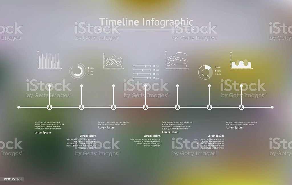 Timeline infographic with unfocused background and icons set world timeline infographic with unfocused background and icons set world map timeline infographic with unfocused background gumiabroncs Image collections