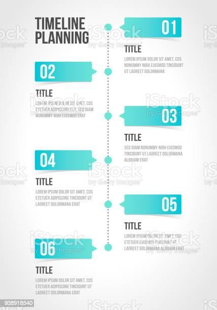 Vetores de Layout De Fluxo De Trabalho Modelo De Infográficos De Cronograma Diagrama Etapa Número De Opções Em Ilustração Vetorial e mais imagens de Abstrato