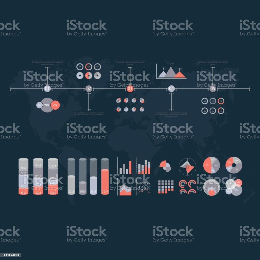 Timeline vector infographic world map stock vector art more images timeline vector infographic world map royalty free timeline vector infographic world map stock vector gumiabroncs Choice Image