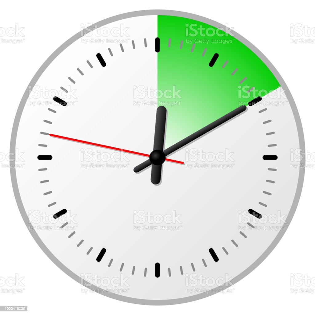 timer with 10 minutes stock vector art more images of accuracy
