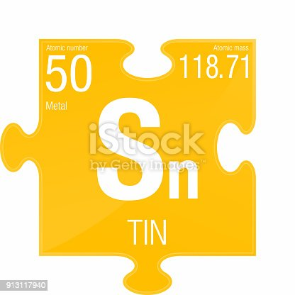 Tin symbol element number 50 of the periodic table of the elements tin symbol element number 50 of the periodic table of the elements chemistry stock vector art more images of atom 913117940 istock urtaz Choice Image