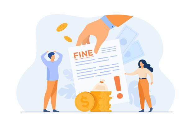 Fine in Insurance