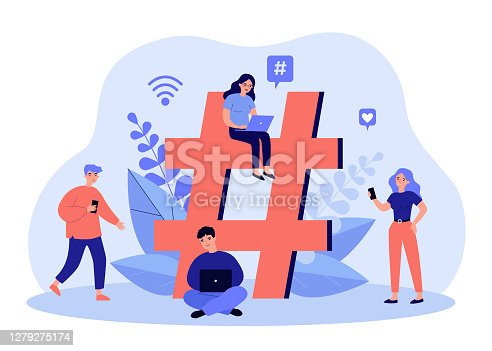 istock Tiny social media users with gadgets 1279275174