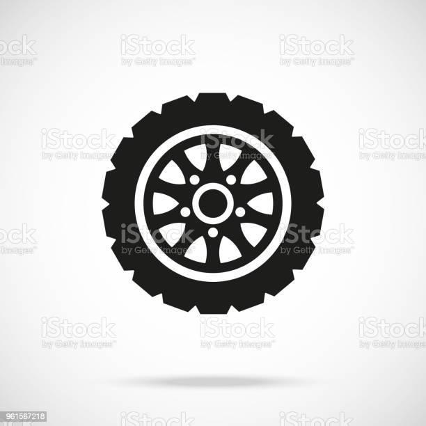 Tire icon car wheel vector icon vector id961567218?b=1&k=6&m=961567218&s=612x612&h=q5ef98hkk6eo8dup2b hq8jk3nemd65myvrdotvfxcg=