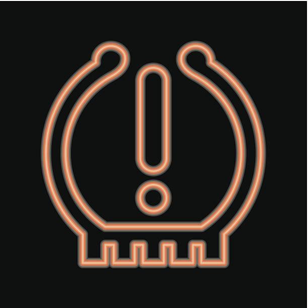 Reifendruck Symbol