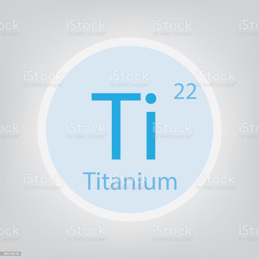 Titanium ti chemical element icon stock vector art more images of titanium ti chemical element icon royalty free titanium ti chemical element icon stock vector art urtaz Gallery