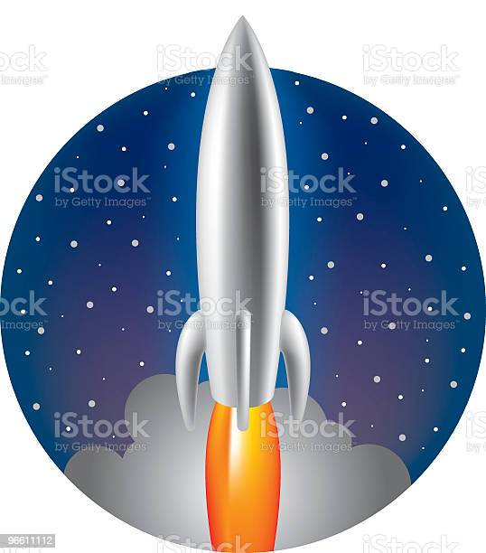 To The Moon Alice-vektorgrafik och fler bilder på Astronomi