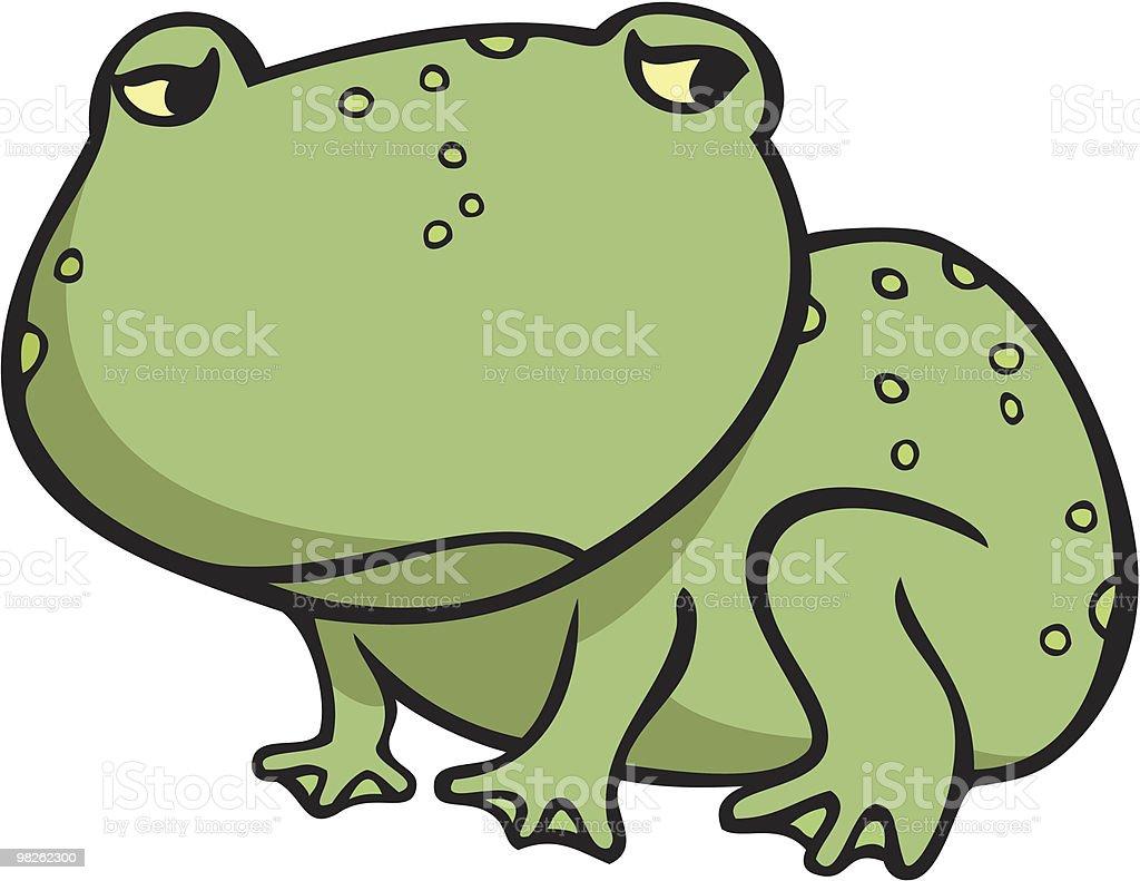 toad royalty-free toad 개골개골에 대한 스톡 벡터 아트 및 기타 이미지