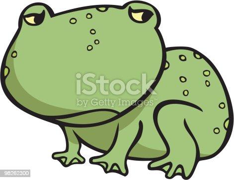 Toad 개골개골에 대한 스톡 벡터 아트 및 기타 이미지 98262300