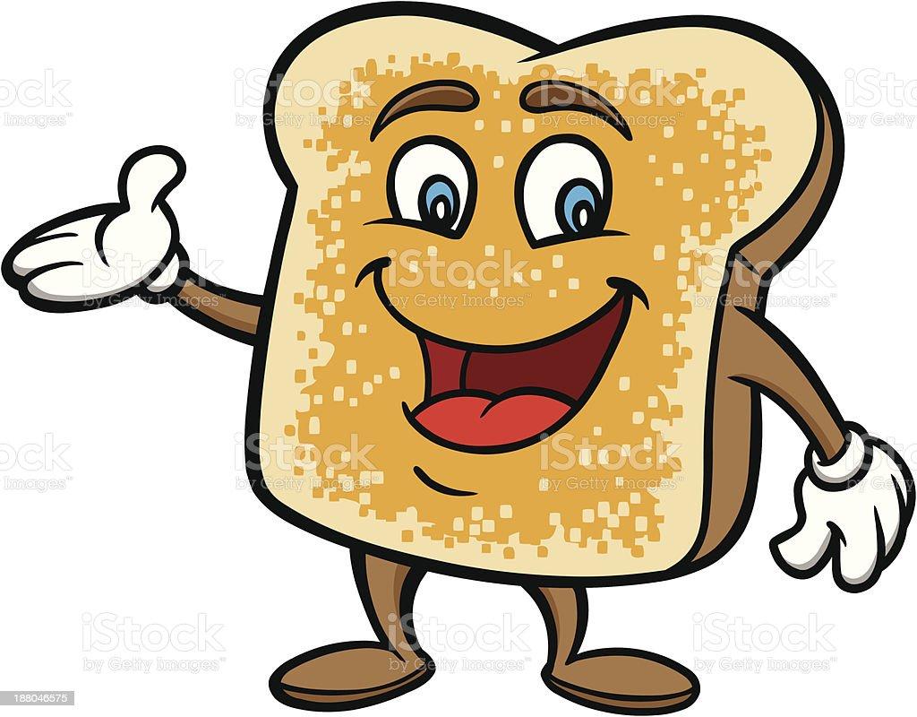 Toast Comic Stock Vektor Art Und Mehr Bilder Von Backen