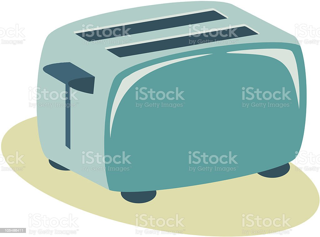 toaster royalty-free toaster stock vector art & more images of breakfast
