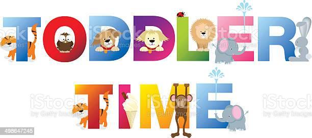 Toddler time word in childrens alphabet typeface vector id498647245?b=1&k=6&m=498647245&s=612x612&h=wumn7umycgveuu6dwx  ozprzslckpxcrskv1nzrt7u=