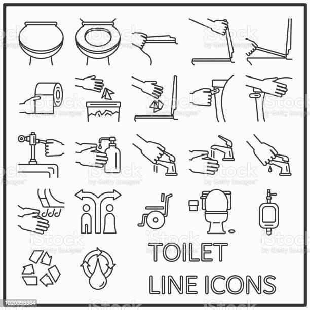 Toilet Icon Free Vector Art 140 238 Free Downloads