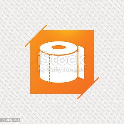 Papel higi nico sinal cone rolo wc s mbolo download vetor for Que significa wc