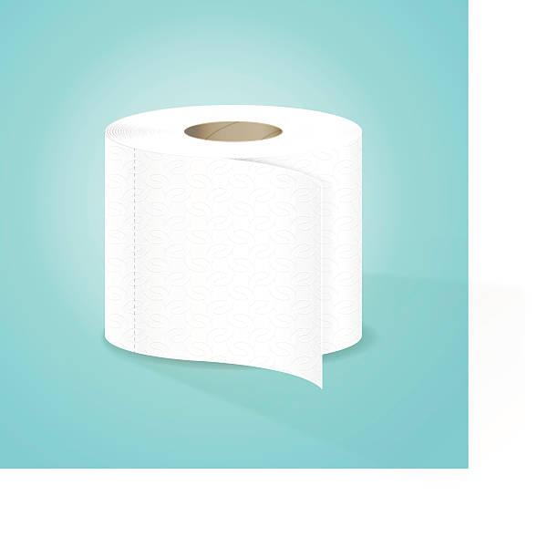 papier toaletowy ilustracja wektorowa - papier toaletowy stock illustrations