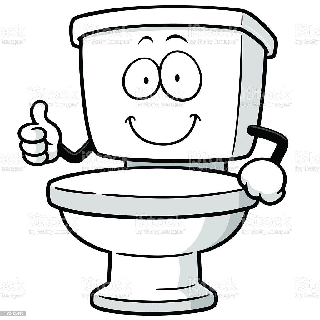 royalty free toilet clip art vector images illustrations istock rh istockphoto com clipart toilet training clip art toilet paper roll