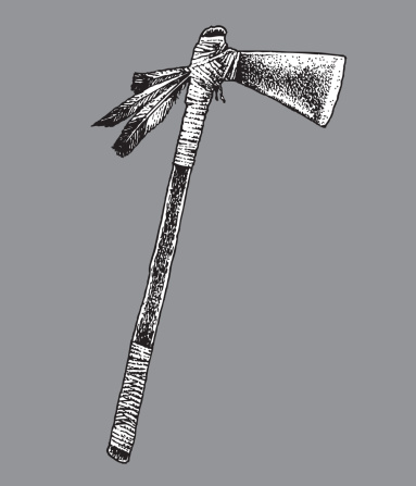 Tomahawk - American Indian Weapon