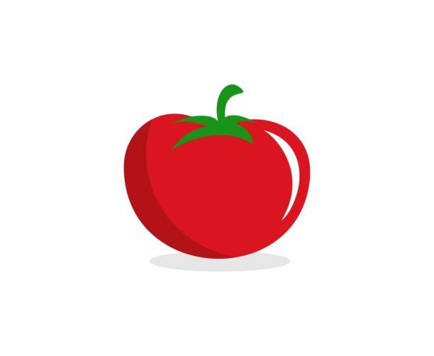 ilustrações de stock, clip art, desenhos animados e ícones de tomato icon - tomate