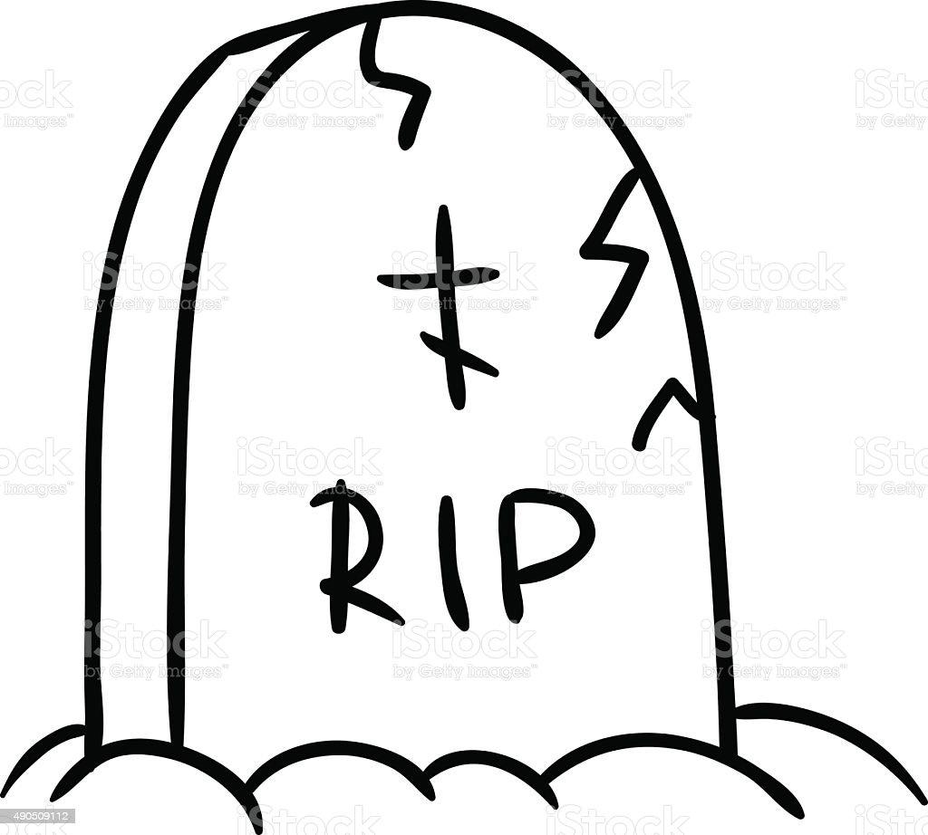 tombstone vector stock vector art more images of 2015 490509112 rh istockphoto com tombstone vector art tombstone vector art