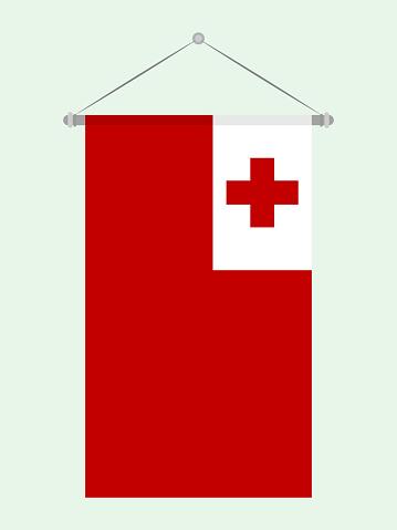 Tonga Bayrak Stok Vektör Sanatı & Bayrak'nin Daha Fazla Görseli