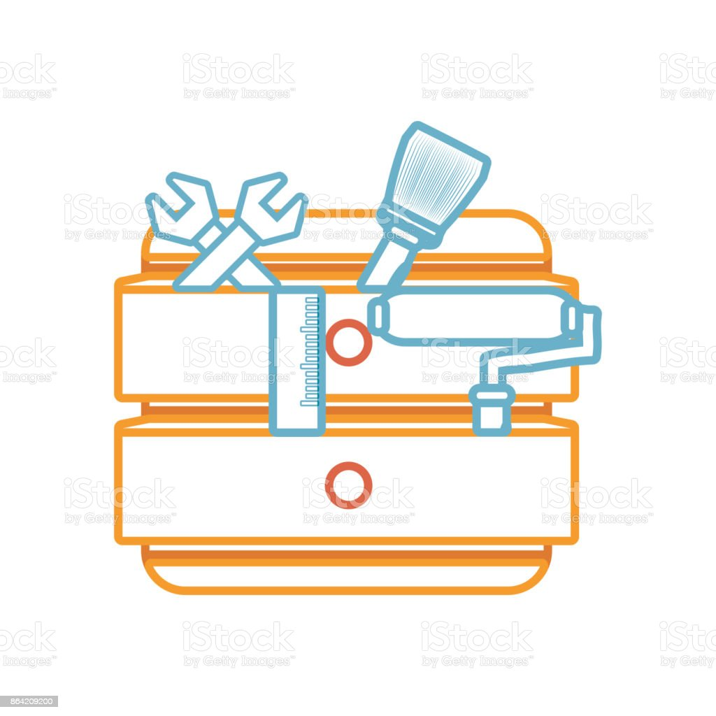 tool cabinet  vector illustratio royalty-free tool cabinet vector illustratio stock vector art & more images of animal