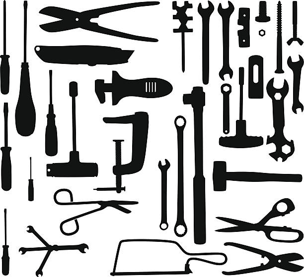 Hex Wrench Illustrations, Royalty-Free Vector Graphics ...