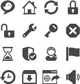 Toolbar Icon Set | Unique Series