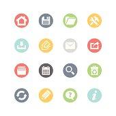 Toolbar Icons : Minimal Style