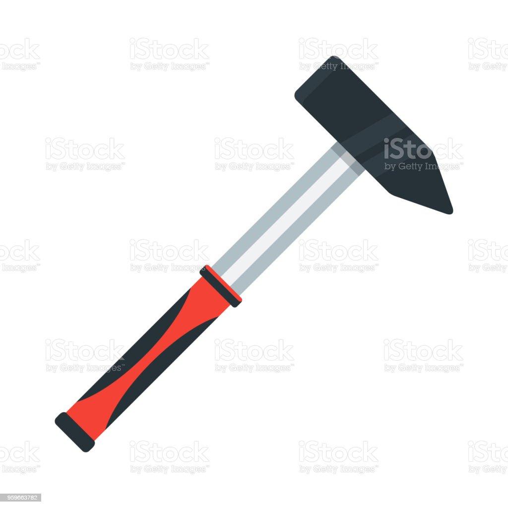 herramientas para reparación martillo - arte vectorial de Alicates libre de derechos