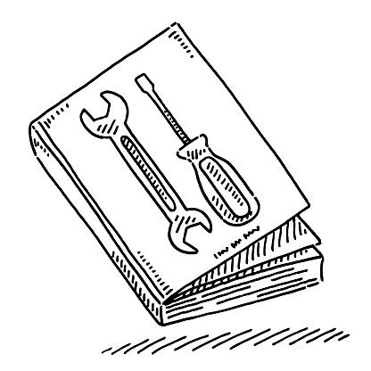DIY Tools Handbook Symbol Drawing