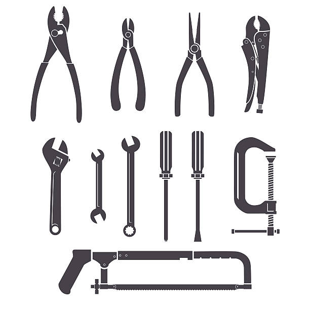 Royalty Free Wire Cutter Clip Art, Vector Images
