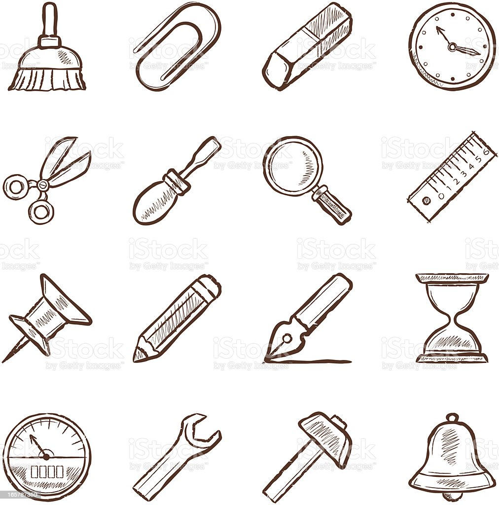 Tools – Vektorgrafik