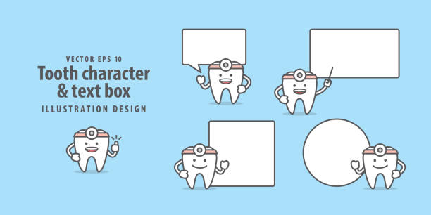 Best Funny Dental Quotes Illustrations, Royalty-Free Vector ...