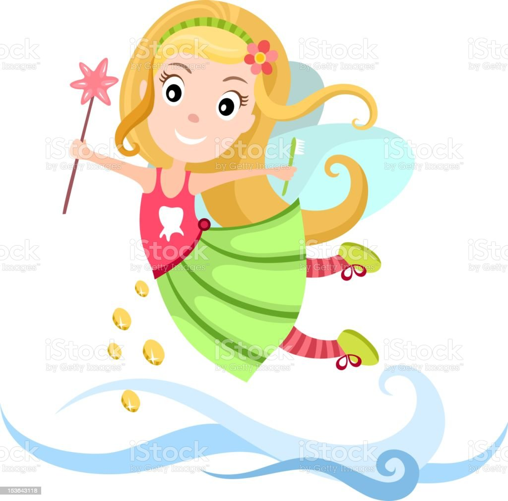 Tooth Fairy royalty-free tooth fairy stock vector art & more images of art