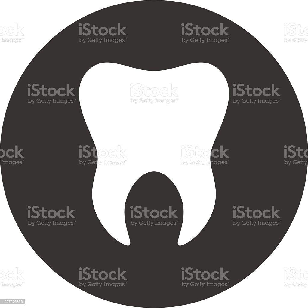 Zahnsymbol Logo Vorlage Von Zahn Dental Symbol Zeichen Stock Vektor ...