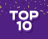 Top 10 best of list.