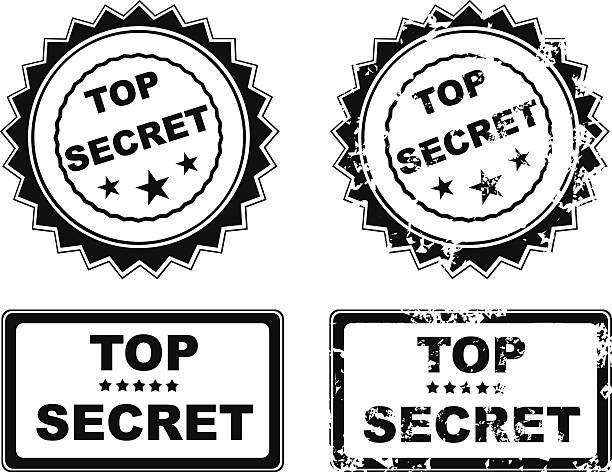 Best Top Secret Illustrations, Royalty-Free Vector Graphics