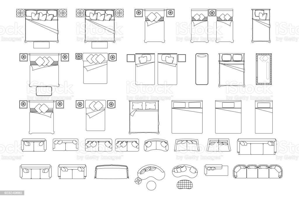 Bed Interior Design Symbol House Designer Today